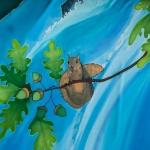 Oak Forest Squirrel