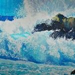 ©2014 Kristen Gilje Breaking Wave