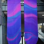 Kristen Gilje Philadelphia Seasonal Banners, Purple