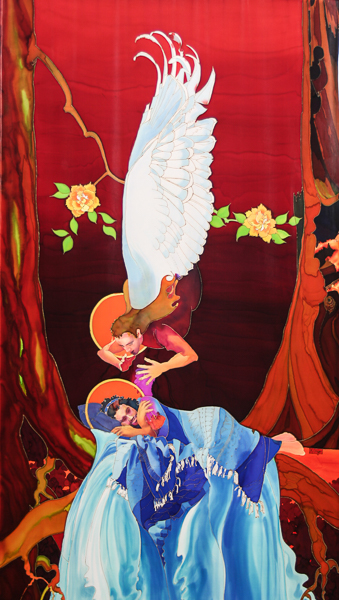 Summon Out What We Shall Be: Annunciation