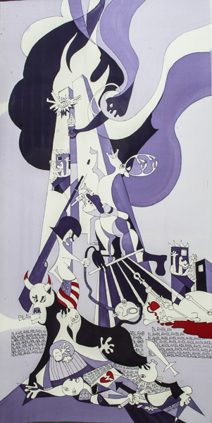 Summon Out What We Shall Be: Abu Graib and the Twin Towers; A Lesson From Picasso